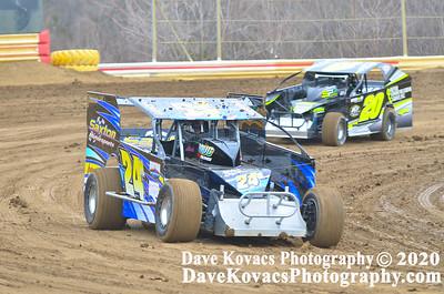 New Egypt Speedway Practice 3-25-17