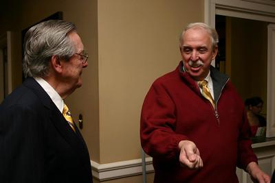 Chattanooga Alumni Luncheon / Senator Brock '49 Visit