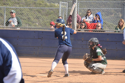 Varsity vs. Mesa - Softball
