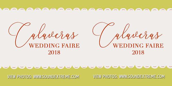 Calaveras Wedding Faire 2018
