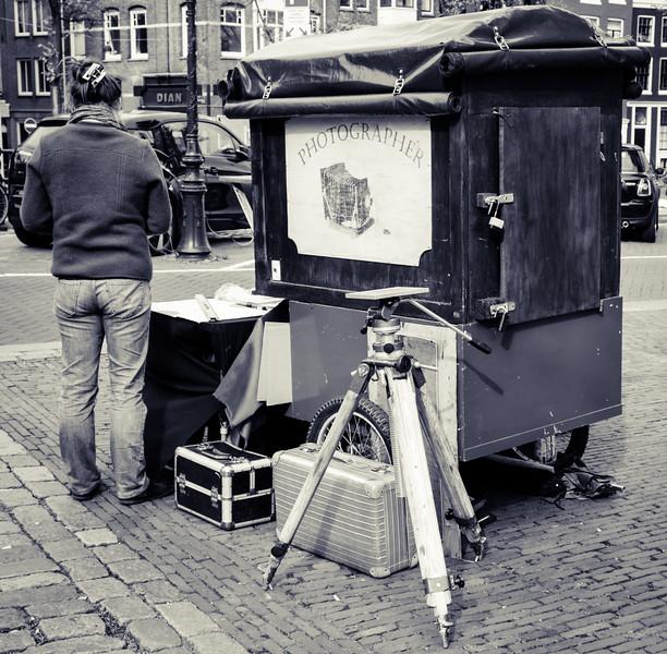 """Street Photographer"""
