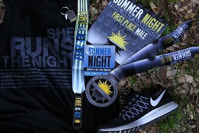 2017 Summer Night Trail Marathon
