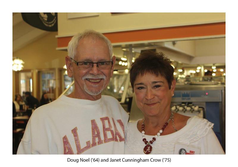 Doug Noel '64 and Janet Cunningham Crow '75.jpg