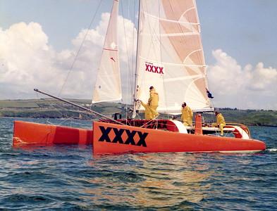 Three Peaks Yacht Race 1987