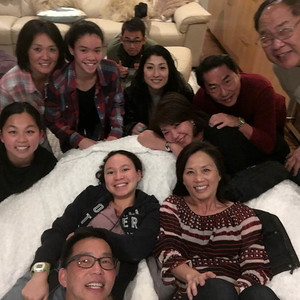 Christmas Day with Ochi's 2017