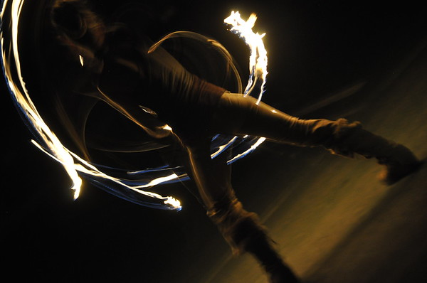Firewalking (Ithaca, New York)