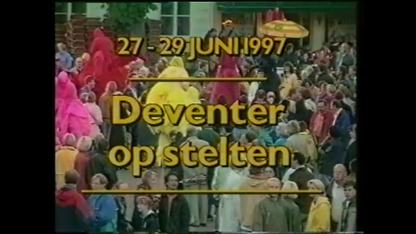 Deventer op Stelten 1997