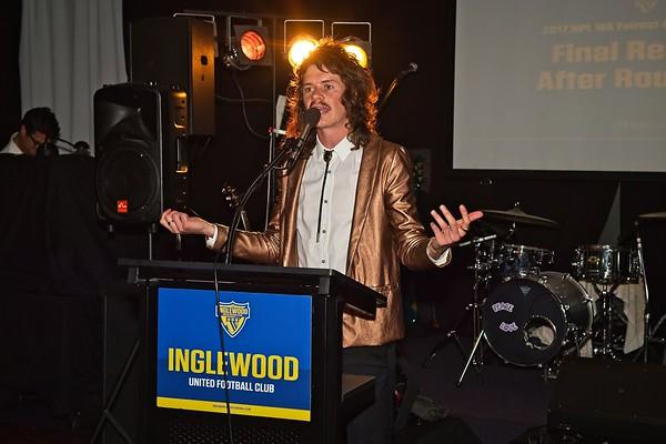 Inglewood United Football Club Awards Night 2017