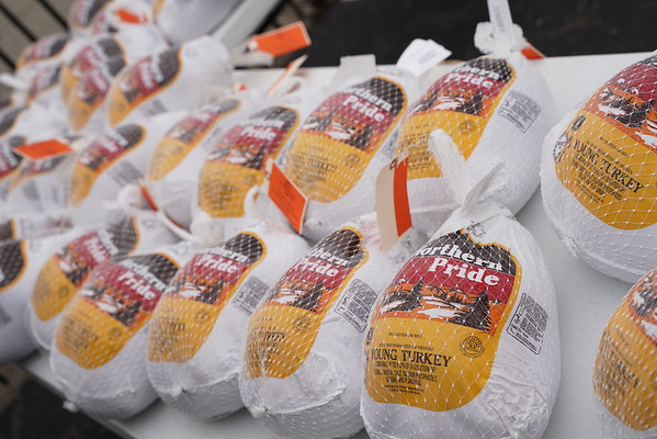 2020 Detroit Ombudsman's 3rd Annual Turkey giveaway
