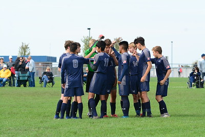 OE 2019 Boys Soccer Season