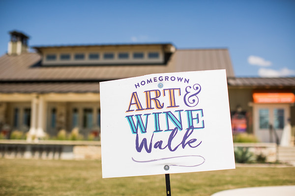 SR Art & Wine Walk