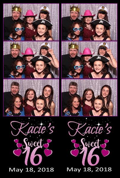 Kacie's sweet 16
