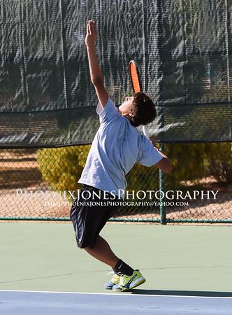 2015 AIA D2 Tennis Championship Match Pictures