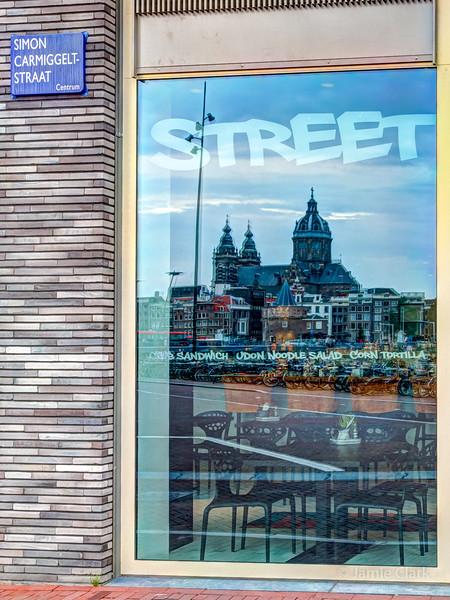 Amsterdam - July 2014