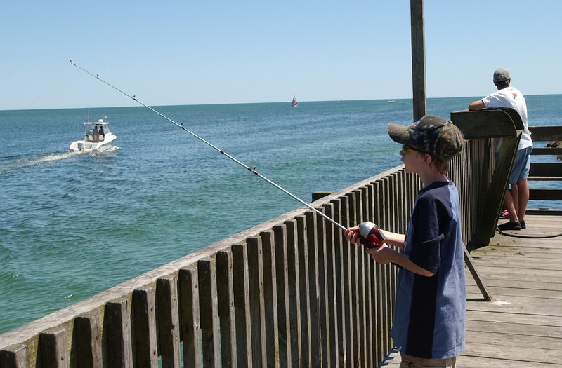 6/2004 Russ Dillingham photos boys kids family Fathers day vacation to cape cod