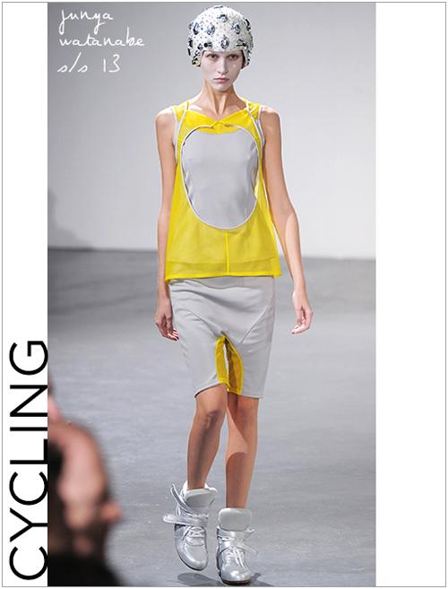 Năng động và mới lạ cùng xu hướng thời trang thể thao 8