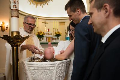 Zoe Baptism