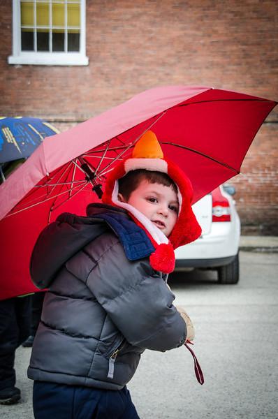 MFCP Umbrella Walk