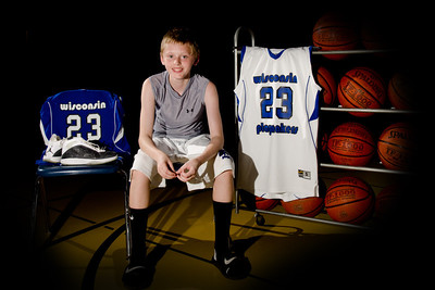 Wisconsin Playmakers 13U Portraits Aug 2011