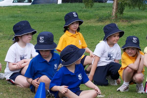Wenona Junior School Infants' Sport Day 2010 09 10