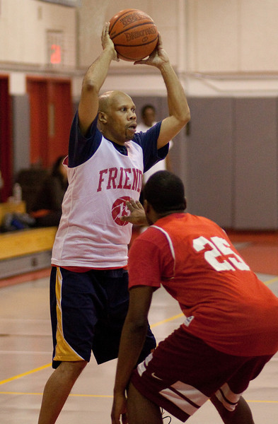 Alumni Basketball Game | 2012