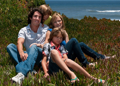 Shannon, Salvador & Kids: