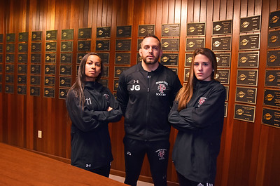 Women's Soccer Gets NE10 Accolades 11-2-18
