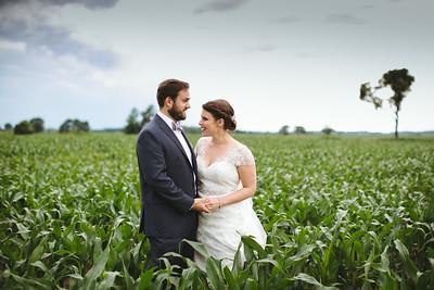 Wedding Party / Caitlin & Joe Portraits