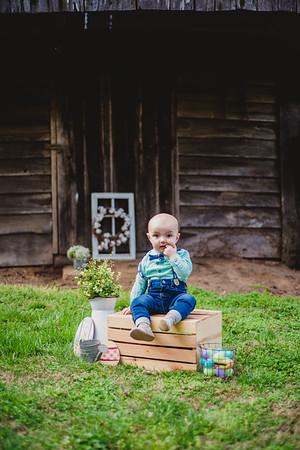Luke { 9 months}