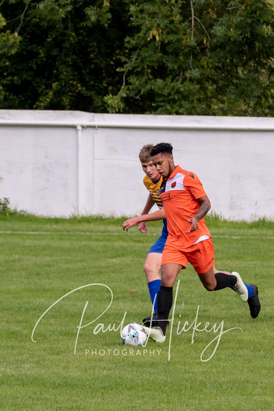Bewdley Town vs Bilston Town 25/08/18