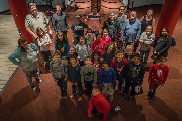 4th Grade - Maryland Science Center Blog 2-23-18