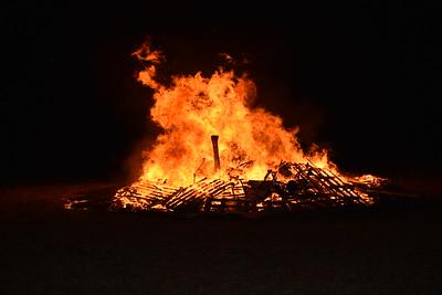 Senior Bonfire
