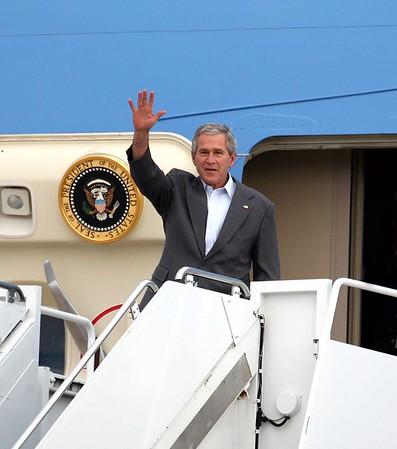 George W Bush Presidential Gallery