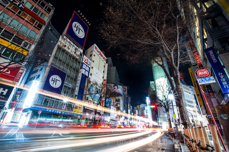 Japan Hustle, Tokyo, Japan