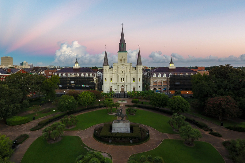 New Orleans Morning