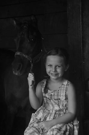 Ginger Horse Farm Beginner Camp
