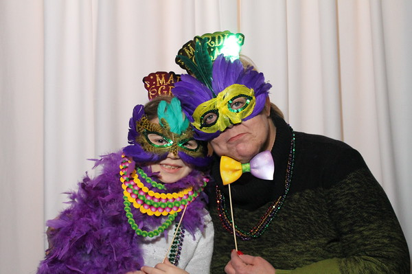 Mardi Gras Party 2/21/15 @ Maplewood Resort - Bethlehem, NH