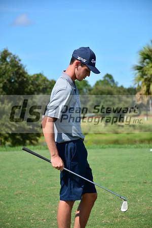 Boys Golf 9-18-18