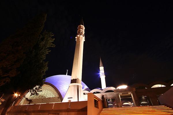 Istanbul, Turkey (Sakirin Mosque) - 6/27/2009