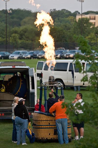 Lisle Balloon Fest 2008
