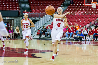 UW Sports - Women's Basketball - Dec 10, 2015