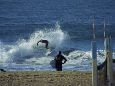 1/10/20 * DAILY SURFING PHOTOS * H.B. PIER
