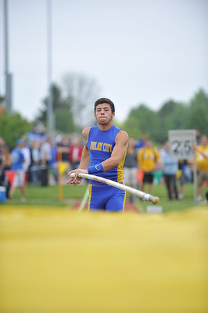 D2 Boys' Pole Vault - 2015 MHSAA LP TF Finals