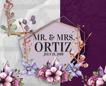 Ortiz Wedding!