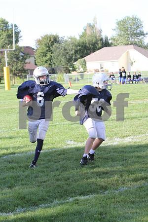 7th grade KJHS vs Rowva 9/25/10