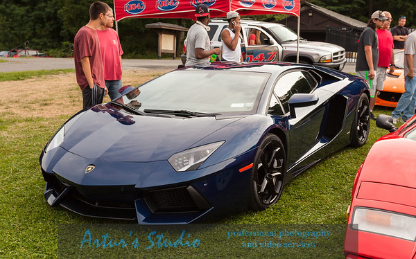 Bear Mountain Cruise Night