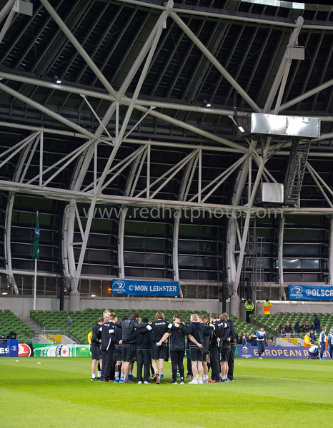 Leinster Rugby vs Northampton Saints, European Rugby Champions Cup, Aviva Stadium, 17 December 2016