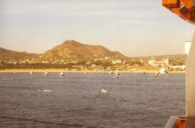 Millenium Cruise to Mexico Dec 1999-Jan 2000
