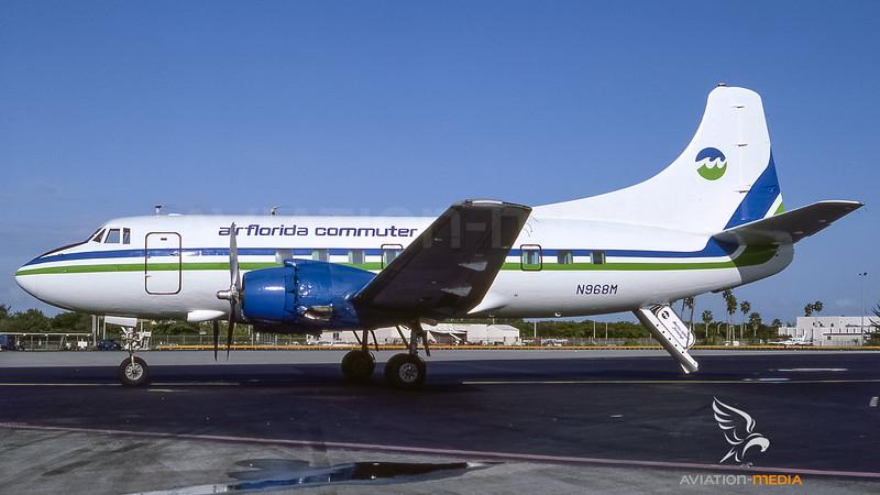 Air Florida Commuter Marin M-404 N968M