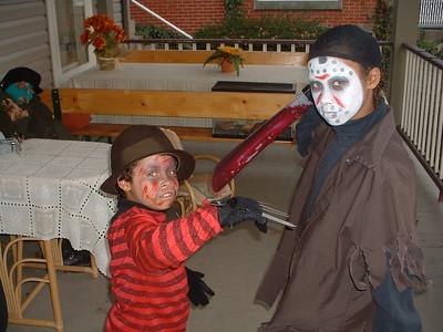 2004_10_31 Basketball & Halloween